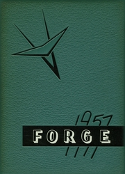 Follansbee High School - Forge Yearbook (Follansbee, WV) online yearbook collection, 1957 Edition, Cover