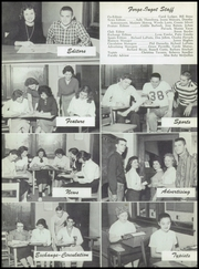 Page 10, 1957 Edition, Follansbee High School - Forge Yearbook (Follansbee, WV) online yearbook collection