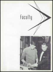 Page 11, 1957 Edition, Follansbee High School - Forge Yearbook (Follansbee, WV) online yearbook collection