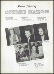 Page 12, 1957 Edition, Follansbee High School - Forge Yearbook (Follansbee, WV) online yearbook collection