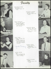 Page 14, 1957 Edition, Follansbee High School - Forge Yearbook (Follansbee, WV) online yearbook collection