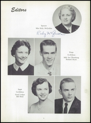 Page 7, 1957 Edition, Follansbee High School - Forge Yearbook (Follansbee, WV) online yearbook collection