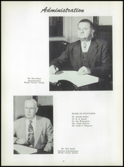 Page 8, 1957 Edition, Follansbee High School - Forge Yearbook (Follansbee, WV) online yearbook collection