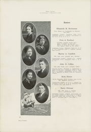 Page 14, 1921 Edition, Fond Du Lac High School - Life Yearbook (Fond Du Lac, WI) online yearbook collection