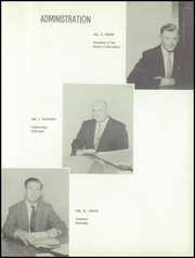 Page 7, 1959 Edition, Fonda Fultonville High School - Caughnawagan Yearbook (Fonda, NY) online yearbook collection