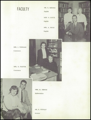 Page 9, 1959 Edition, Fonda Fultonville High School - Caughnawagan Yearbook (Fonda, NY) online yearbook collection