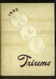 Ford City High School - Trireme Yearbook (Ford City, PA) online yearbook collection, 1950 Edition, Cover