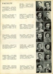 Page 15, 1950 Edition, Ford City High School - Trireme Yearbook (Ford City, PA) online yearbook collection