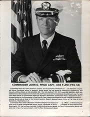 Page 7, 1986 Edition, Ford (FFG 54) - Naval Cruise Book online yearbook collection