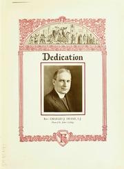 Page 9, 1929 Edition, Fordham University - Maroon Yearbook (New York, NY) online yearbook collection