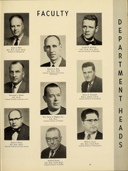 Page 17, 1958 Edition, Fordham University School of Business - Aries Yearbook (New York, NY) online yearbook collection