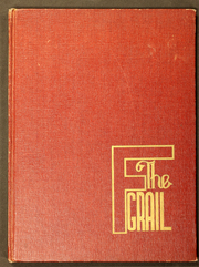 Fordham University School of Education - Grail Yearbook (New York, NY) online yearbook collection, 1948 Edition, Cover