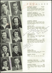 Page 14, 1943 Edition, Foreman High School - Foremanual Yearbook (Chicago, IL) online yearbook collection