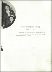 Page 7, 1943 Edition, Foreman High School - Foremanual Yearbook (Chicago, IL) online yearbook collection