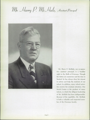 Page 12, 1954 Edition, Foreman High School - Foremanual Yearbook (Chicago, IL) online yearbook collection