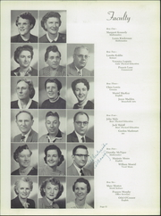 Page 15, 1954 Edition, Foreman High School - Foremanual Yearbook (Chicago, IL) online yearbook collection