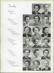 Page 16, 1954 Edition, Foreman High School - Foremanual Yearbook (Chicago, IL) online yearbook collection