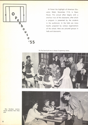 Page 12, 1956 Edition, Forest Avenue High School - Forester Yearbook (Dallas, TX) online yearbook collection