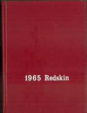Forest City High School - Redskin Yearbook (Forest City, IA) online yearbook collection, 1965 Edition, Cover
