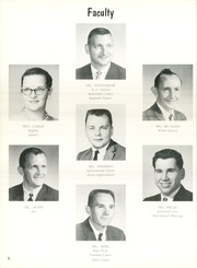 Page 10, 1965 Edition, Forest City High School - Redskin Yearbook (Forest City, IA) online yearbook collection