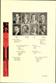 Page 16, 1931 Edition, Forest Grove Union High School - Optimist Yearbook (Forest Grove, OR) online yearbook collection