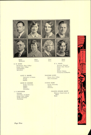 Page 17, 1931 Edition, Forest Grove Union High School - Optimist Yearbook (Forest Grove, OR) online yearbook collection