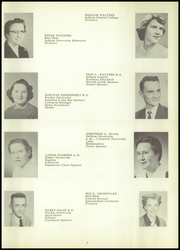 Page 11, 1957 Edition, Forest High School - Log Yearbook (Forest, IN) online yearbook collection