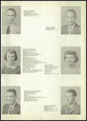 Page 15, 1957 Edition, Forest High School - Log Yearbook (Forest, IN) online yearbook collection