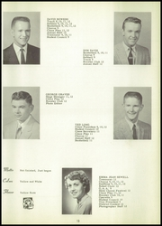 Page 17, 1957 Edition, Forest High School - Log Yearbook (Forest, IN) online yearbook collection