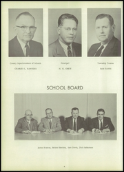 Page 8, 1957 Edition, Forest High School - Log Yearbook (Forest, IN) online yearbook collection