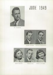 Forest Hills High School - Forester Yearbook (Forest Hills, NY) online yearbook collection, 1949 Edition, Page 10 of 72