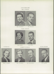 Page 17, 1950 Edition, Forest Hills High School - Forester Yearbook (Forest Hills, NY) online yearbook collection