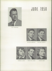Page 8, 1950 Edition, Forest Hills High School - Forester Yearbook (Forest Hills, NY) online yearbook collection
