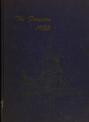 Forest Hills High School - Forester Yearbook (Forest Hills, NY) online yearbook collection, 1955 Edition, Cover