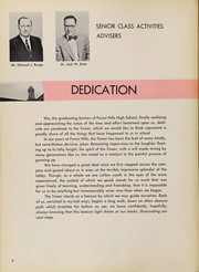 Page 10, 1955 Edition, Forest Hills High School - Forester Yearbook (Forest Hills, NY) online yearbook collection