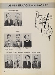 Page 12, 1955 Edition, Forest Hills High School - Forester Yearbook (Forest Hills, NY) online yearbook collection