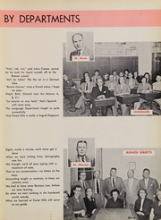 Page 15, 1955 Edition, Forest Hills High School - Forester Yearbook (Forest Hills, NY) online yearbook collection