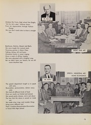 Page 17, 1955 Edition, Forest Hills High School - Forester Yearbook (Forest Hills, NY) online yearbook collection