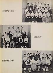 Page 9, 1955 Edition, Forest Hills High School - Forester Yearbook (Forest Hills, NY) online yearbook collection