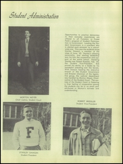 Page 17, 1943 Edition, Forest Park High School - Forester Yearbook (Baltimore, MD) online yearbook collection