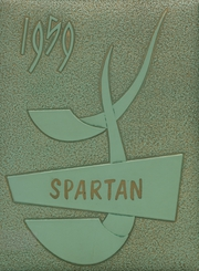 Forks High School - Spartan Yearbook (Forks, WA) online yearbook collection, 1959 Edition, Cover