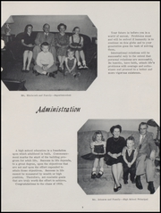 Page 13, 1959 Edition, Forks High School - Spartan Yearbook (Forks, WA) online yearbook collection