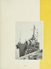 Page 7, 1951 Edition, Forrest Royal (DD 872) - Naval Cruise Book online yearbook collection