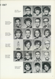 Page 11, 1966 Edition, Forrest Strawn Wing High School - Tupek Yearbook (Forrest, IL) online yearbook collection