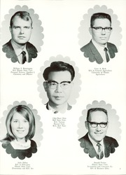 Page 11, 1971 Edition, Forrest Strawn Wing High School - Tupek Yearbook (Forrest, IL) online yearbook collection