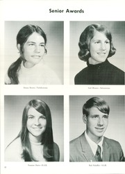 Page 16, 1971 Edition, Forrest Strawn Wing High School - Tupek Yearbook (Forrest, IL) online yearbook collection