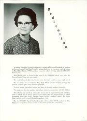Page 7, 1971 Edition, Forrest Strawn Wing High School - Tupek Yearbook (Forrest, IL) online yearbook collection