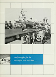 Page 10, 1960 Edition, Forrestal (CVA 59) - Naval Cruise Book online yearbook collection
