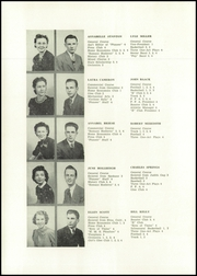Page 14, 1940 Edition, Fort Benton High School - Pioneer Yearbook (Fort Benton, MT) online yearbook collection