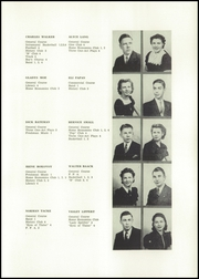 Page 15, 1940 Edition, Fort Benton High School - Pioneer Yearbook (Fort Benton, MT) online yearbook collection